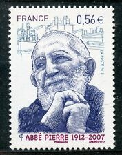 STAMP / TIMBRE DE FRANCE  N° 4435 ** ABBE PIERRE