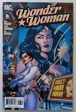 WONDER WOMAN (2006) #6 TERRY DODSON COVER JODI PICOULT 1ST PRINTING VF+ DC COMIC