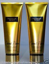 2 Victoria`s Secret VS COCONUT PASSION VANILLA COCONUT FRAGRANCE LOTION 8oz