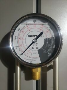 Enterpac Pressure Gauge GF5P 0-10,000 psi