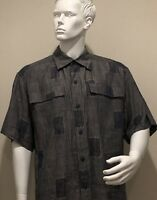 Men's Shirt (M2 by Morvati)  Size Large