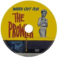 THE PROWLER (1951) VAN HEFLIN & EVELYN KEYES (JOSEPH LOSEY) FILM NOIR DVD