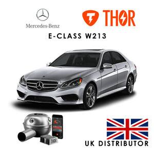 Mercedes-Benz E Class W213 THOR Electronic Exhaust, 1 Loudspeaker UK