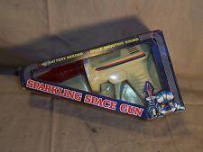 Vintage Sparking Space Gun Ray Gun Pistol with Space Shooting Sound