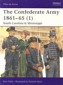 Osprey Men At Arms Series 423 The Confederate Army 1861 - 1865 (1) S. Carolina