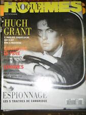 VOGUE hommes N° 174 Hugh Grant Serge Gainsbourg en privé Espionnage Mode homme