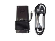 Genuine DELL Slim 130W Precision M3800 , XPS 15 9530 AC Adapter Charger & Cable