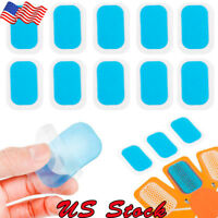 Hydrogel Gel Stickers For EMS Trainer Muscle Stimulator Pads Abdominal Fitness