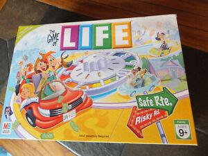 New Open Box MB Milton Bradley Game of Life