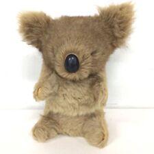 Vintage Australiana Koala Souvenir Toy 29cm Height #927