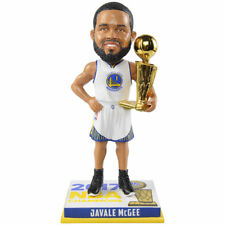 JaVale McGee Golden State Warriors 2017 NBA Champions BobbleHead NEW