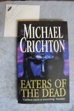 Michael Crichton Classics Paperback Books