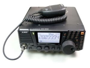ALINCO DX-SR8E Kurzwellen Transceiver HF - Lieferzeit beachten ! Lieferbar März
