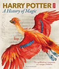 Harry Potter A History of Magic Book of the Exhibition By British Library NEW