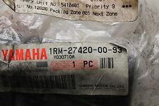 1986-2000 VIRAGO 1100 YAMAHA (YB23) NOS OEM 1RM-27420-00-93 FRONT FOOTREST ASSY