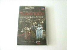Puccini Turandot Metropolitan Opera Orhestra Chorus Ballet Dvd Make Me Offer