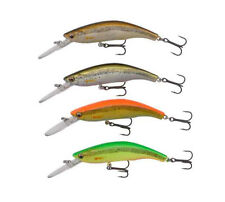 Savage Gear 3D Minnow Diver Lures Pike Predator Fishing All Sizes Available