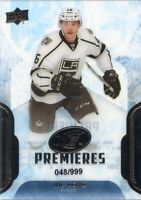 16/17 UPPER DECK ICE ROOKIE RC #146 NIC DOWD 048/999 KINGS *45336