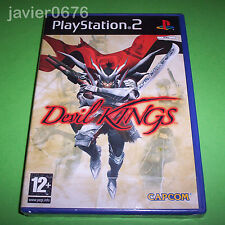 DEVIL KINGS NUEVO Y PRECINTADO PAL ESPAÑA PLAYSTATION 2 PS2