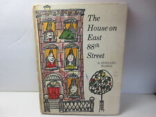 The House on East 88th Street by Bernard Waber vintage 1962 Weekly Reader Book