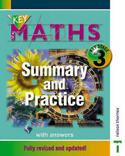 Key Maths KS3 Summary and Practice - Revised: Summary and Practice with Answers