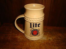 Lite Beer Mug World Seies of Tavern Pool 1984 Local Tournament 1st Place
