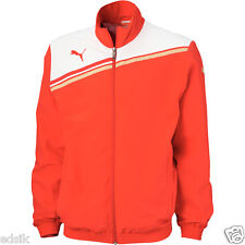 Puma Veste KING woven jacket ROUGE L