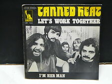 CANNED HEAT Let's work together 2C006 90980