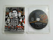 Sleeping Dogs Sony PlayStation 3 PS3 Complete CIB MINT Disc VERY Fast Ship World