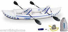 Sea Eagle 330 Pro Package Inflatable Kayak Canoe - Brand New! Full 3-Year Wty!