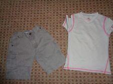 DEBENHAMS-boys BUNDLE AGE 7-8-9 MIXED item CLOTHES,MULTI chino SHORTS TSHIRT TOP