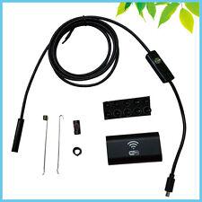 Mobile WIFI Endoscope Wireless Electronic Digital Underwater Camera Microscope