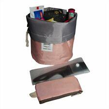 drum washing bag Waterproof Kit Organizer Bathroom Storage Cosmetic Bag Carry Ca