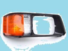 MITSUBISHI L300 DELICA MODEL 1988 13 PAIR HEADLIGHT TRIM WITH CORNER LIGHT L R