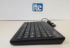 ABAXIS VetScan AKB-110B-AX Desktop Black USB Mini Keyboard