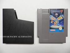 jeu MEGA MAN 3 pour nintendo entertainment system NES -XU-FRA game spiel juego