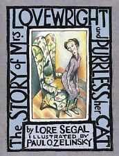The Story of Mrs. Lovewright and Purrless Her Cat (Anne Schwartz Books-ExLibrary