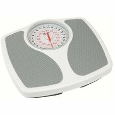 Propert 150kg White Speedo Mechanical Bathroom Scale Large Easy Read Dial