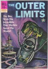 The Outer Limits TV Comic Book #18 Dell Comics 1969 VERY FINE-
