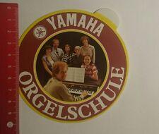 Aufkleber/Sticker: Yamaha Orgelschule (201216109)