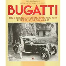 Bugatti - The 8-Cylinder Touring Cars 1920-34: The 8-Cy - Paperback NEW Price, B