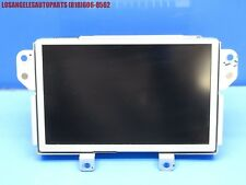 "2014-2017 FORD FOCUS 8"" NAVIGATION INFORMATION RADIO AUDIO DISPLAY SCREEN OEM PC"