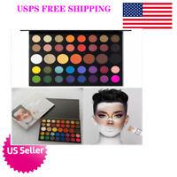 Morphe James Charles Palette Inner Artist 39Pressed Eye Shadow Make Up Gift
