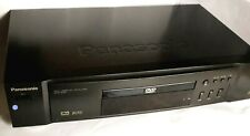 PANASONIC A160E - DVD / VIDEO / CD PLAYER  - in GOOD WORKING CONDITION