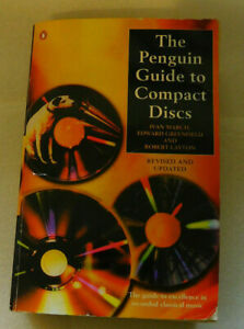 Penguin Guide Compact Discs Cassettes Recorded Classical Music Ivan March 1996