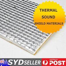 64Sqft Sound Deadener Automotive Auto Heat Shield Insulation Boot Body Panel Mat
