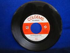 Monkees Daydream Believer 45 Colgems UZKM-5438 Columbia 66-1012