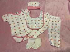 Baby Bekleidungsset Mädchen Unisex 50