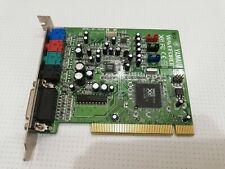 YAMAHA WAVEFORCE 192XG WF-192XG YMF724E-V PCI Sound card