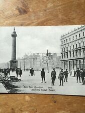 6 postcards The Sinn Fein Rebellion - Dublin Easter 1916